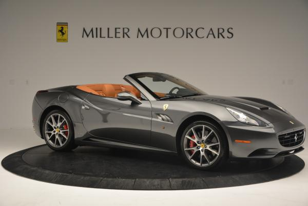 Used 2010 Ferrari California for sale Sold at Pagani of Greenwich in Greenwich CT 06830 10