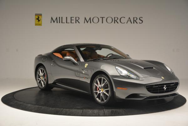 Used 2010 Ferrari California for sale Sold at Pagani of Greenwich in Greenwich CT 06830 23
