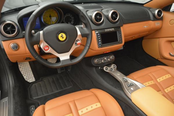 Used 2010 Ferrari California for sale Sold at Pagani of Greenwich in Greenwich CT 06830 26