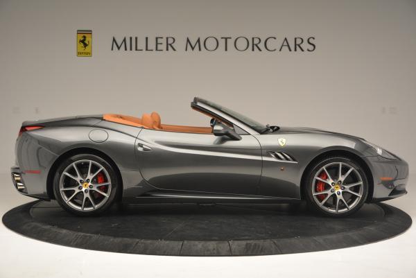 Used 2010 Ferrari California for sale Sold at Pagani of Greenwich in Greenwich CT 06830 9