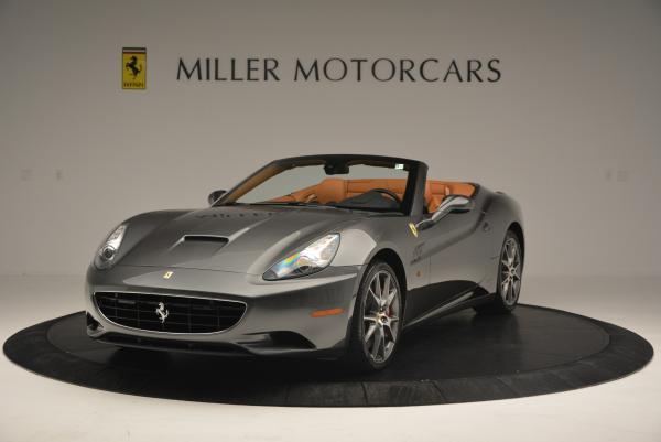 Used 2010 Ferrari California for sale Sold at Pagani of Greenwich in Greenwich CT 06830 1