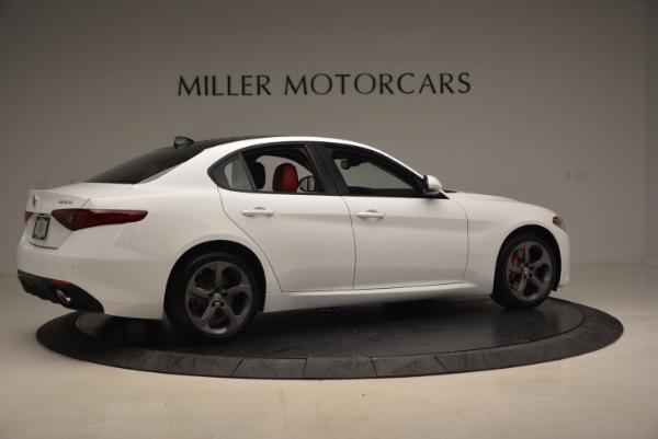 New 2017 Alfa Romeo Giulia Q4 for sale Sold at Pagani of Greenwich in Greenwich CT 06830 10