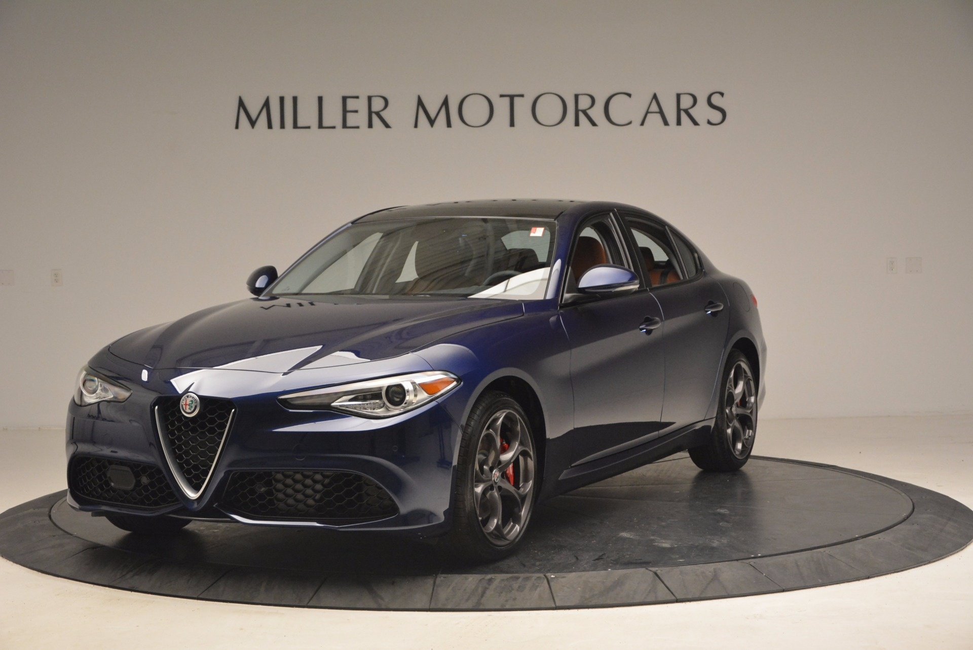 New 2017 Alfa Romeo Giulia Ti Q4 for sale Sold at Pagani of Greenwich in Greenwich CT 06830 1