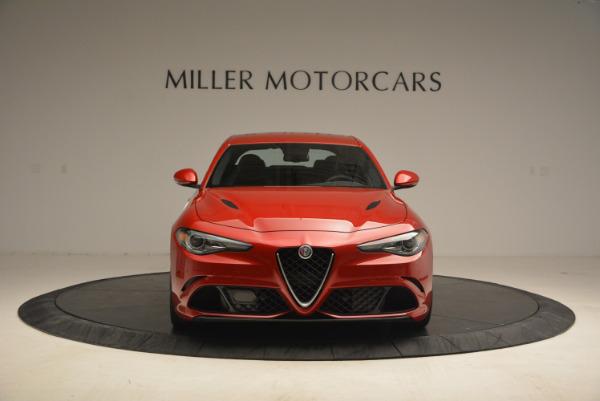 Used 2017 Alfa Romeo Giulia Quadrifoglio for sale Sold at Pagani of Greenwich in Greenwich CT 06830 12