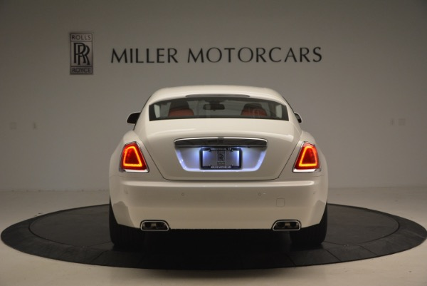 Used 2017 Rolls-Royce Wraith for sale Sold at Pagani of Greenwich in Greenwich CT 06830 6