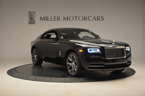 New 2018 Rolls-Royce Wraith for sale Sold at Pagani of Greenwich in Greenwich CT 06830 11