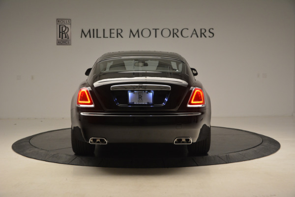 New 2018 Rolls-Royce Wraith for sale Sold at Pagani of Greenwich in Greenwich CT 06830 6