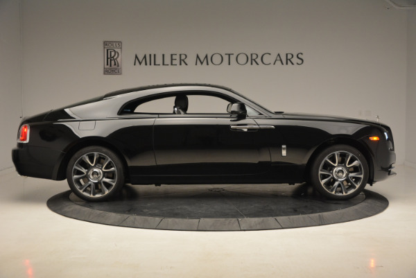 New 2018 Rolls-Royce Wraith for sale Sold at Pagani of Greenwich in Greenwich CT 06830 9