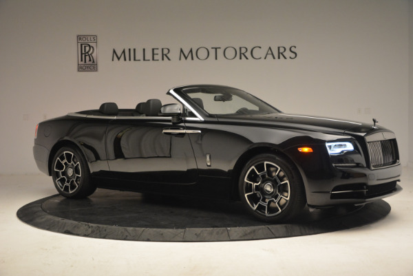 New 2018 Rolls-Royce Dawn Black Badge for sale Sold at Pagani of Greenwich in Greenwich CT 06830 10