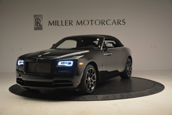New 2018 Rolls-Royce Dawn Black Badge for sale Sold at Pagani of Greenwich in Greenwich CT 06830 13