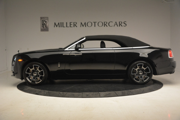 New 2018 Rolls-Royce Dawn Black Badge for sale Sold at Pagani of Greenwich in Greenwich CT 06830 15