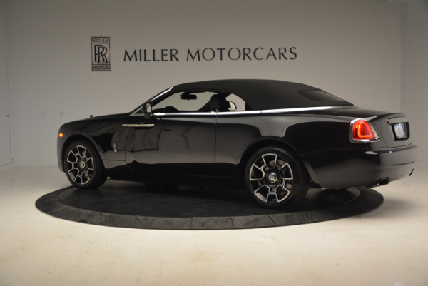 New 2018 Rolls-Royce Dawn Black Badge for sale Sold at Pagani of Greenwich in Greenwich CT 06830 16
