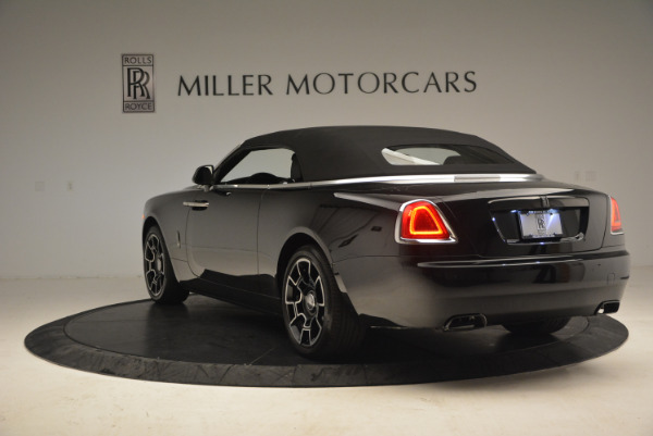 New 2018 Rolls-Royce Dawn Black Badge for sale Sold at Pagani of Greenwich in Greenwich CT 06830 17