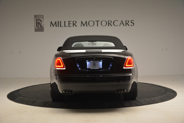 New 2018 Rolls-Royce Dawn Black Badge for sale Sold at Pagani of Greenwich in Greenwich CT 06830 18