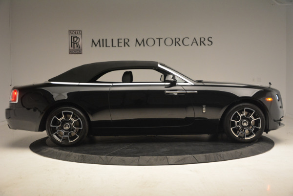 New 2018 Rolls-Royce Dawn Black Badge for sale Sold at Pagani of Greenwich in Greenwich CT 06830 21