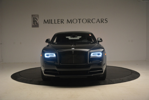 New 2018 Rolls-Royce Dawn Black Badge for sale Sold at Pagani of Greenwich in Greenwich CT 06830 24