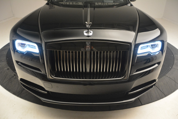 New 2018 Rolls-Royce Dawn Black Badge for sale Sold at Pagani of Greenwich in Greenwich CT 06830 26