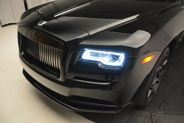 New 2018 Rolls-Royce Dawn Black Badge for sale Sold at Pagani of Greenwich in Greenwich CT 06830 27