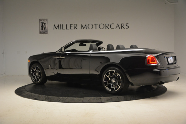 New 2018 Rolls-Royce Dawn Black Badge for sale Sold at Pagani of Greenwich in Greenwich CT 06830 4