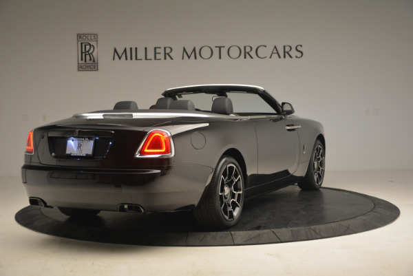 New 2018 Rolls-Royce Dawn Black Badge for sale Sold at Pagani of Greenwich in Greenwich CT 06830 7
