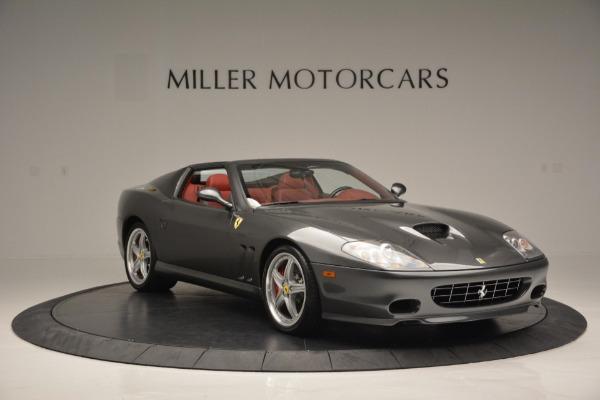 Used 2005 Ferrari Superamerica for sale $349,900 at Pagani of Greenwich in Greenwich CT 06830 11