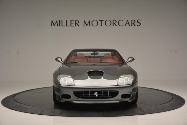 Used 2005 Ferrari Superamerica for sale $349,900 at Pagani of Greenwich in Greenwich CT 06830 12