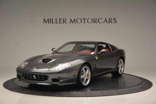 Used 2005 Ferrari Superamerica for sale $349,900 at Pagani of Greenwich in Greenwich CT 06830 13