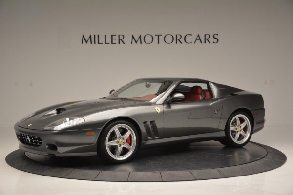 Used 2005 Ferrari Superamerica for sale $349,900 at Pagani of Greenwich in Greenwich CT 06830 14