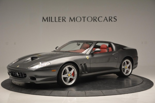 Used 2005 Ferrari Superamerica for sale $349,900 at Pagani of Greenwich in Greenwich CT 06830 2