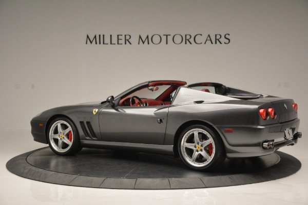Used 2005 Ferrari Superamerica for sale $349,900 at Pagani of Greenwich in Greenwich CT 06830 4