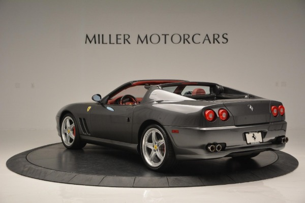 Used 2005 Ferrari Superamerica for sale $349,900 at Pagani of Greenwich in Greenwich CT 06830 5
