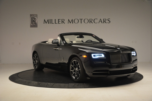 Used 2018 Rolls-Royce Dawn Black Badge for sale Call for price at Pagani of Greenwich in Greenwich CT 06830 11