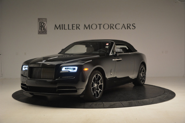 Used 2018 Rolls-Royce Dawn Black Badge for sale Call for price at Pagani of Greenwich in Greenwich CT 06830 14