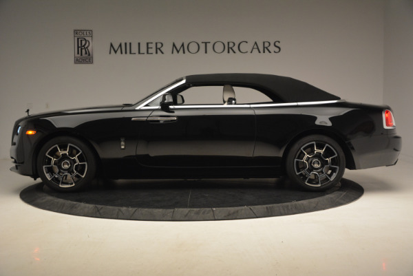 Used 2018 Rolls-Royce Dawn Black Badge for sale Call for price at Pagani of Greenwich in Greenwich CT 06830 16