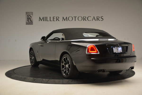 Used 2018 Rolls-Royce Dawn Black Badge for sale Call for price at Pagani of Greenwich in Greenwich CT 06830 18