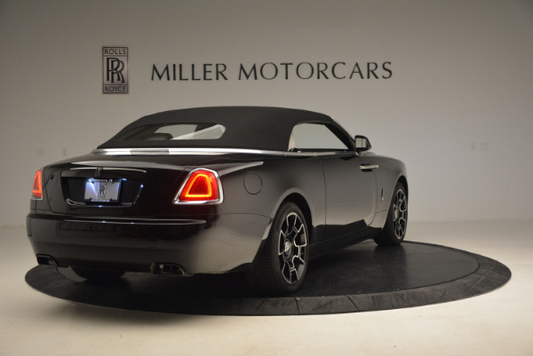 Used 2018 Rolls-Royce Dawn Black Badge for sale Call for price at Pagani of Greenwich in Greenwich CT 06830 20