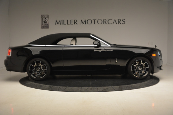 Used 2018 Rolls-Royce Dawn Black Badge for sale Call for price at Pagani of Greenwich in Greenwich CT 06830 22