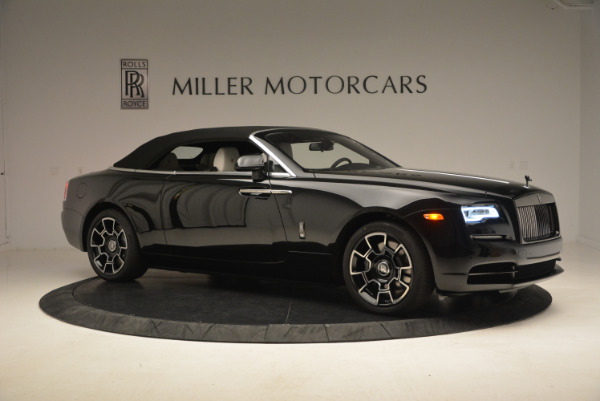 New 2018 Rolls-Royce Dawn Black Badge for sale Sold at Pagani of Greenwich in Greenwich CT 06830 23