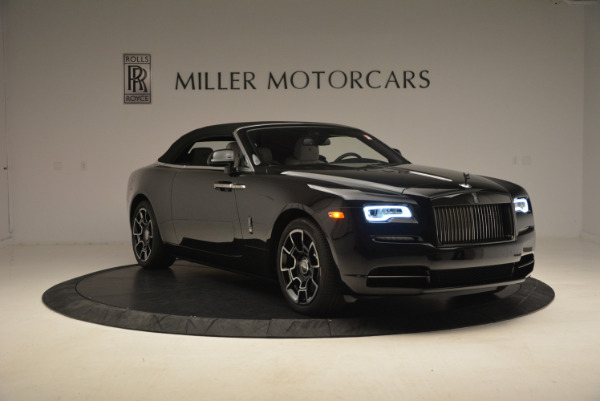 Used 2018 Rolls-Royce Dawn Black Badge for sale Call for price at Pagani of Greenwich in Greenwich CT 06830 24