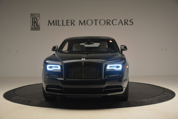 Used 2018 Rolls-Royce Dawn Black Badge for sale Call for price at Pagani of Greenwich in Greenwich CT 06830 25