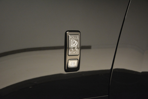 Used 2018 Rolls-Royce Dawn Black Badge for sale Call for price at Pagani of Greenwich in Greenwich CT 06830 28