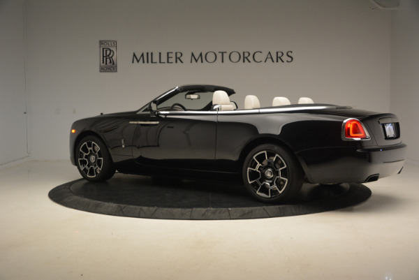 Used 2018 Rolls-Royce Dawn Black Badge for sale Call for price at Pagani of Greenwich in Greenwich CT 06830 4