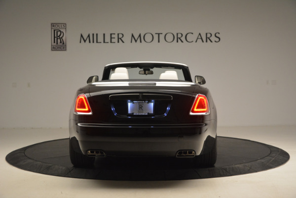 New 2018 Rolls-Royce Dawn Black Badge for sale Sold at Pagani of Greenwich in Greenwich CT 06830 6