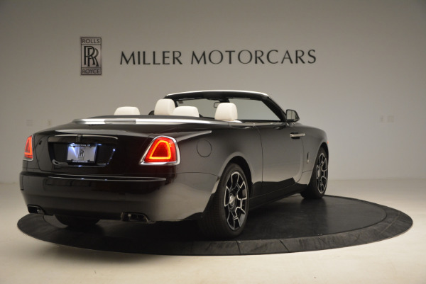 Used 2018 Rolls-Royce Dawn Black Badge for sale Call for price at Pagani of Greenwich in Greenwich CT 06830 7