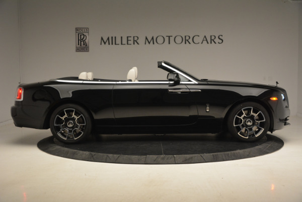 Used 2018 Rolls-Royce Dawn Black Badge for sale Call for price at Pagani of Greenwich in Greenwich CT 06830 9