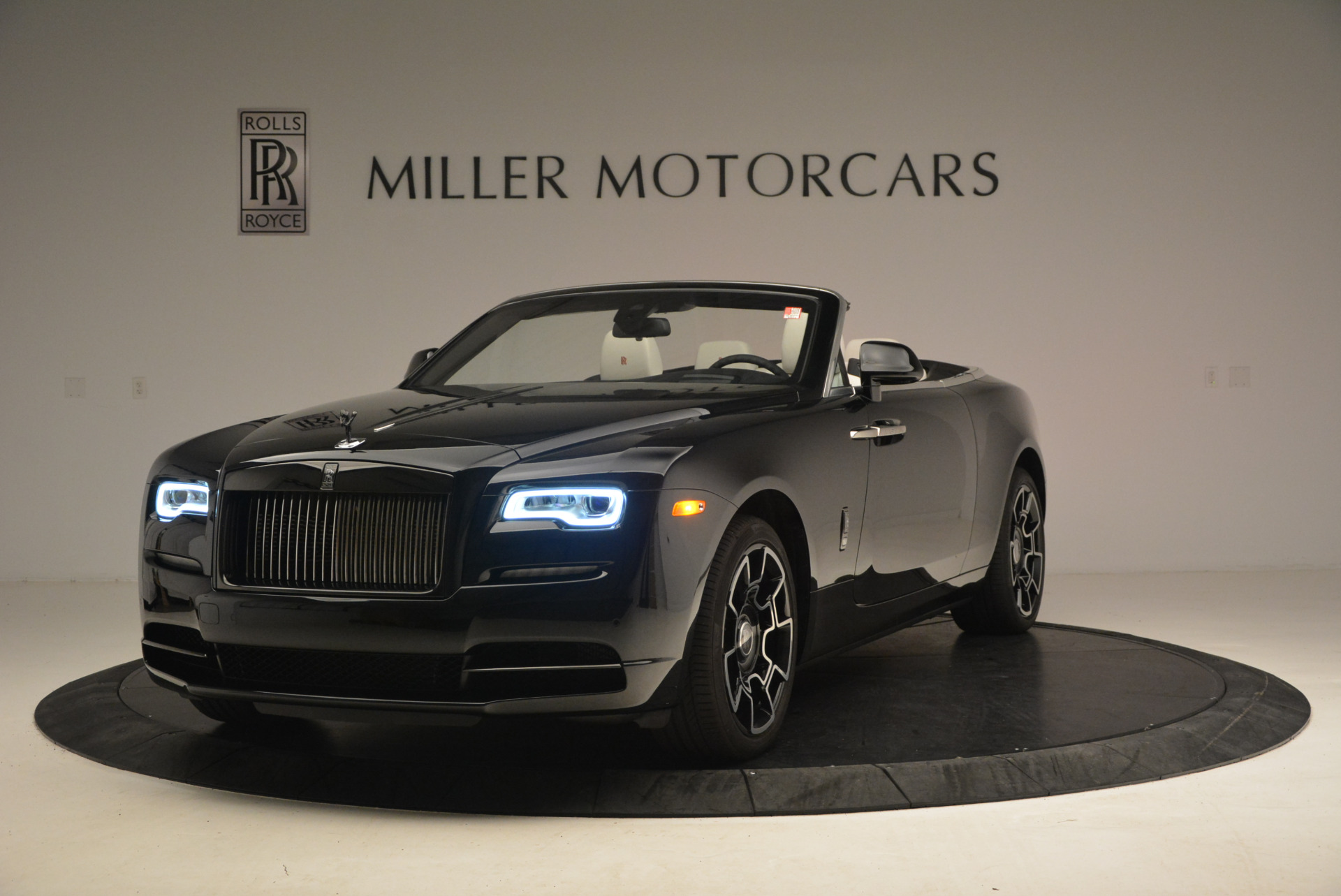 Used 2018 Rolls-Royce Dawn Black Badge for sale Call for price at Pagani of Greenwich in Greenwich CT 06830 1