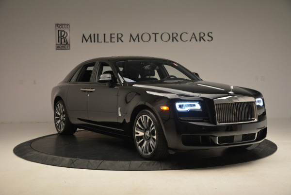 New 2018 Rolls-Royce Ghost for sale Sold at Pagani of Greenwich in Greenwich CT 06830 13