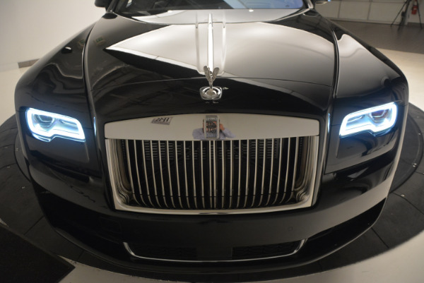 New 2018 Rolls-Royce Ghost for sale Sold at Pagani of Greenwich in Greenwich CT 06830 16