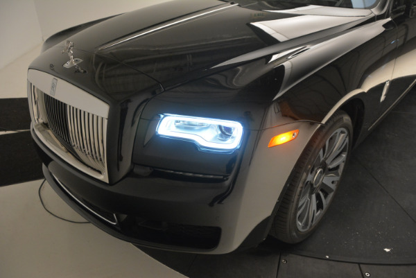 New 2018 Rolls-Royce Ghost for sale Sold at Pagani of Greenwich in Greenwich CT 06830 17
