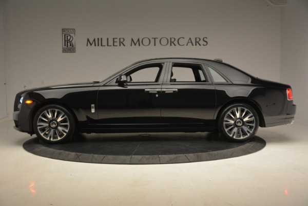 New 2018 Rolls-Royce Ghost for sale Sold at Pagani of Greenwich in Greenwich CT 06830 3